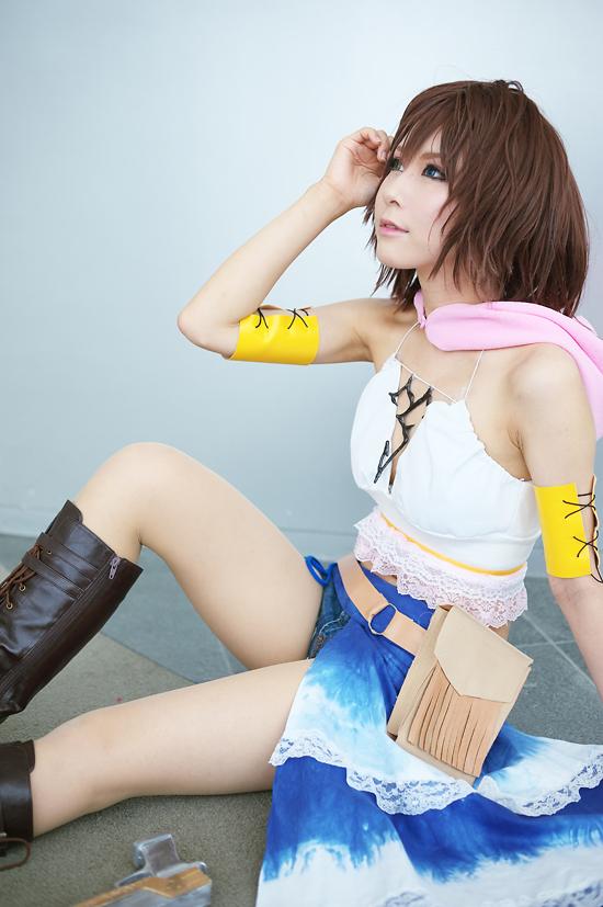 Les plus beaux cosplay (tout thème) 47970%20-%20Final_Fantasy%20Final_Fantasy_X%20Final_Fantasy_X-2%20Nakoto%20Yuna