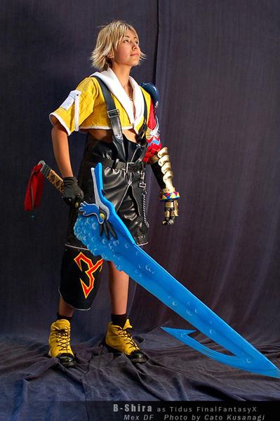Les plus beaux cosplay (tout thème) 40110%20-%20Final_Fantasy%20Final_Fantasy_X%20Rule_63%20Tidus