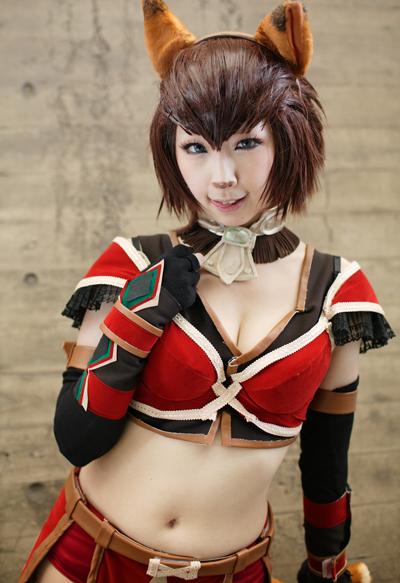 Les plus beaux cosplay (tout thème) 48520%20-%20Final_Fantasy%20Final_Fantasy_XI%20Mithra