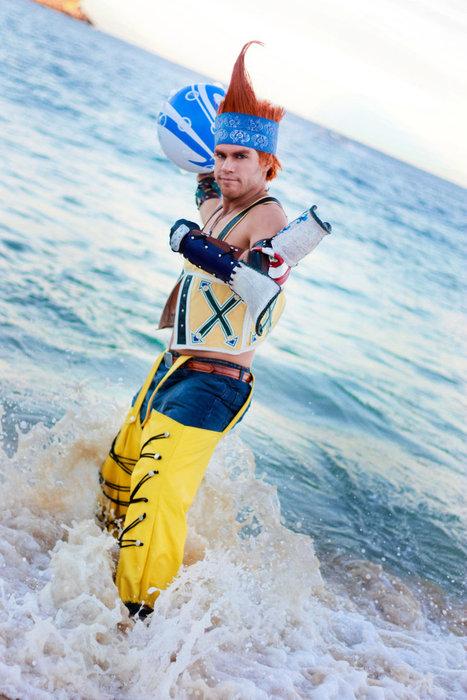 Les plus beaux cosplay (tout thème) 28128%20-%20Final_Fantasy%20Final_Fantasy_X%20Wakka