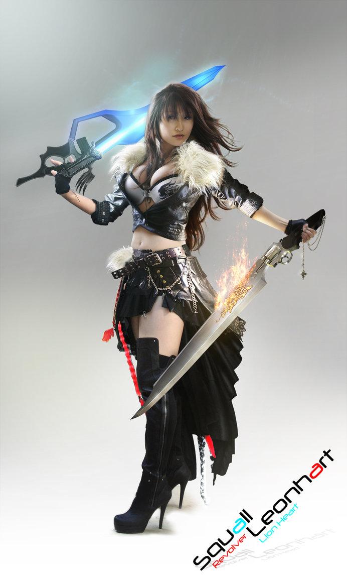 Les plus beaux cosplay (tout thème) 36957%20-%20Final_Fantasy%20Final_Fantasy_VIII%20hootie%20hooty%20Rule_63%20Squall_Leonhart