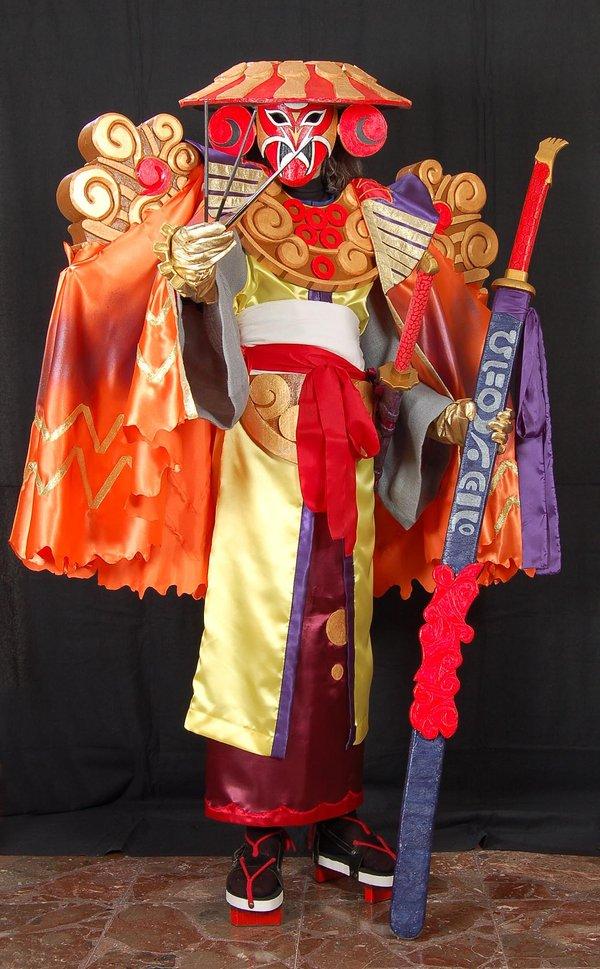 Les plus beaux cosplay (tout thème) 50852%20-%20Final_Fantasy%20Final_Fantasy_X%20Yojimbo