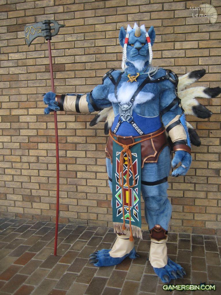 Les plus beaux cosplay (tout thème) 54647%20-%20Final_Fantasy%20Final_Fantasy_X%20Kimahri_Ronso