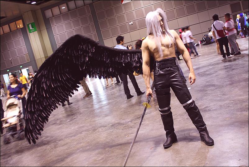 Les plus beaux cosplay (tout thème) 53466%20-%20Final_Fantasy%20Final_Fantasy_VII%20Sephiroth