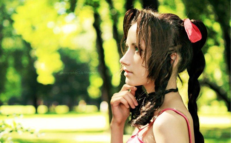 Les plus beaux cosplay (tout thème) 46041%20-%20Aeris_Gainsborough%20Final_Fantasy%20Final_Fantasy_VII