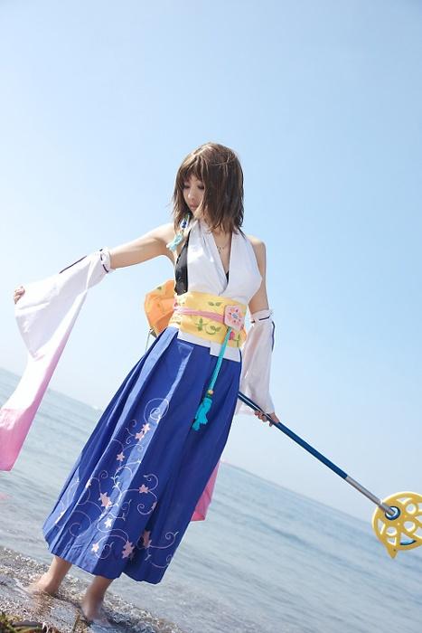 Les plus beaux cosplay (tout thème) 54657%20-%20Ahane%20Final_Fantasy%20Final_Fantasy_X%20Yuna